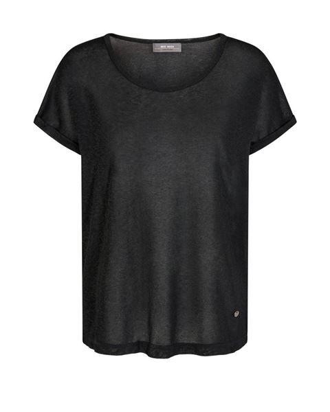 Mos Mosh T-shirt Kay Sort