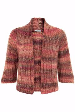 Infront Cardigan Caramba Short Multicolour