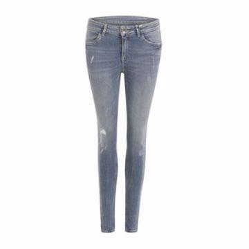 Coster Copenhagen Super Slim Jeans W. Destroy