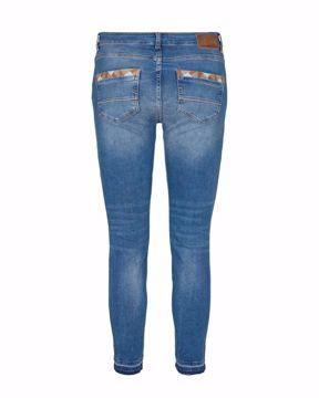 Mos Mosh Jeans Sumner Decor Light Blue