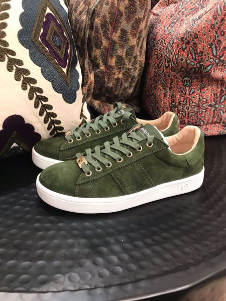 Philip Hog Sneakers Serena Leaf