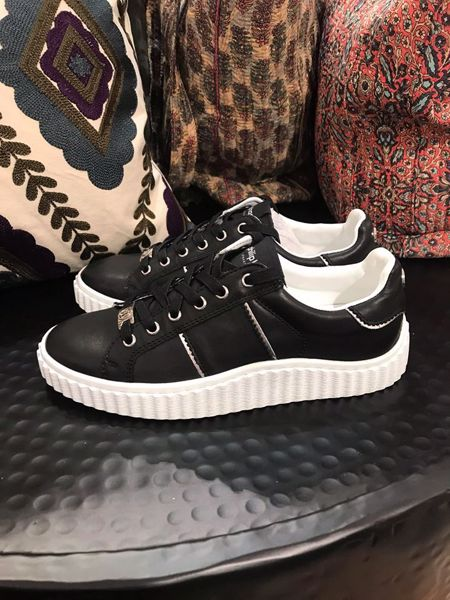 Philip Hog Sneakers Mila Black