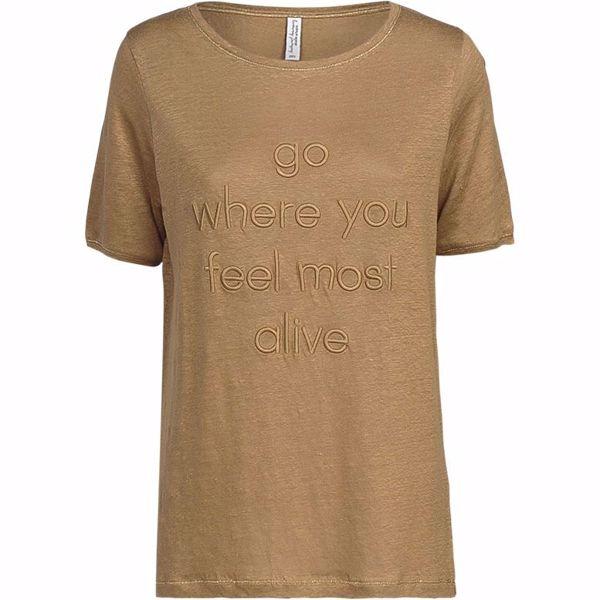 Summum T-shirt Dark Desert