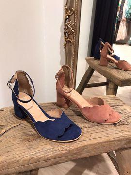 Bukela Sandal Alicia Tinta Blue
