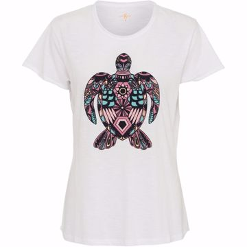 Costa Mani T-shirt Turle White