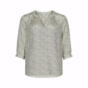 Infront Bluse Mandy 3/4 Sleeves Mint