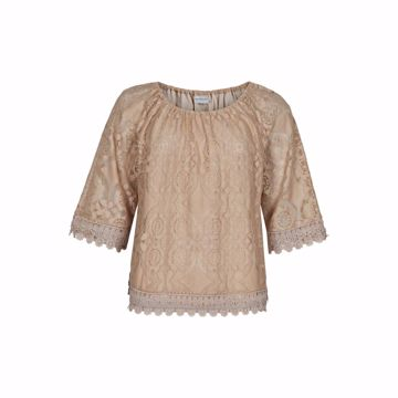 Infront Bluse Hanna Sand