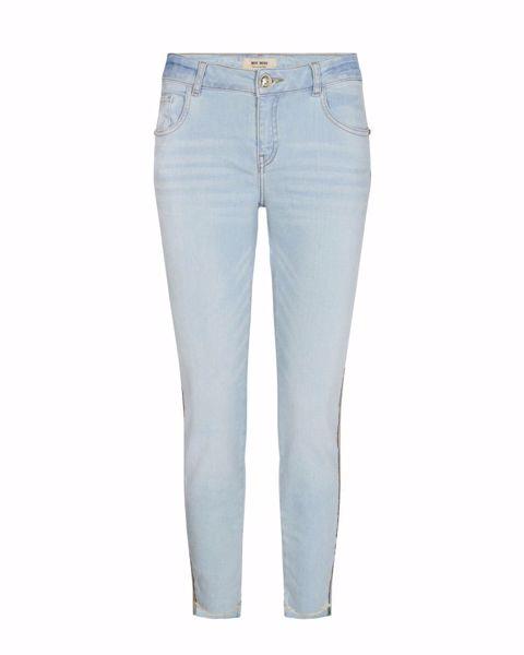 Mos Mosh Jeans Sumner Frame Lighht Blue