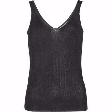 Costa Mani Top Lin Lurex Black