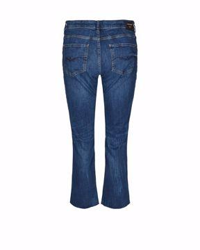 Mos Mosh Jeans Simone Zip Blue