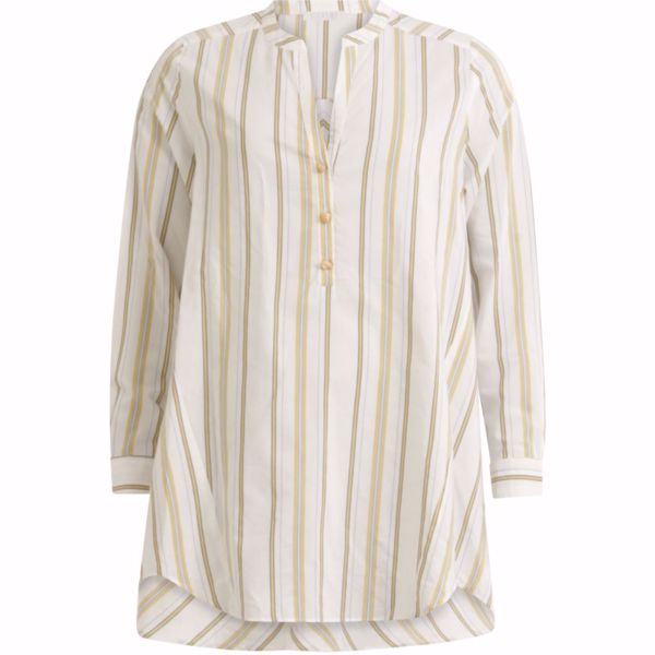 Coster Copenhagen Bluse W. Tristed Sideseam