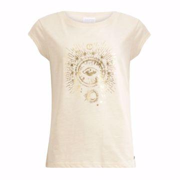 Coster Copenhagen T-shirt W- Tarot Almond Milk