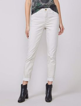 Summum Bukser Straight Leg Ultra Soft Satin Kit