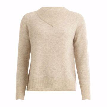 Coster Copenhagen Sweater W. High Neck Hazel