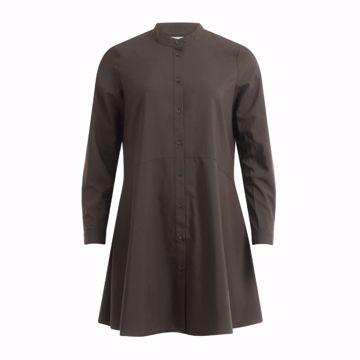 Coster Copenhagen Tunic W. Bais Cut Black