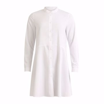 Coster Copenhagen Tunic W. Bais Cut White