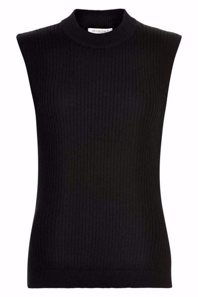 Infront Vest Aya Black