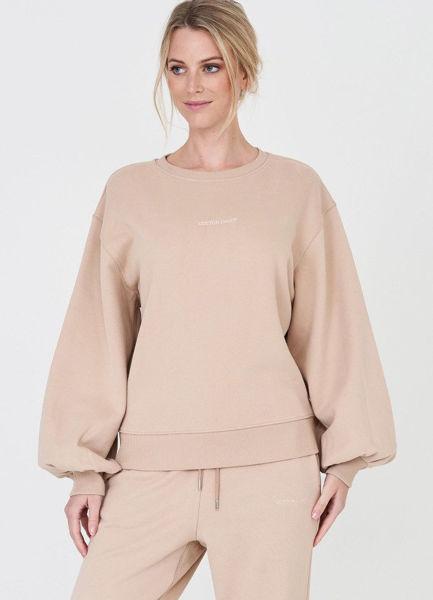 Cotton Candy Bluse Sophie Beige