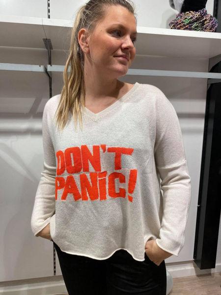 Banditas Panic Pullover Orange