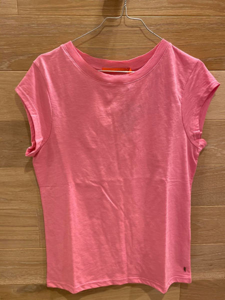 Coster Copenahgen Basis Tee O Neck Candy Pink