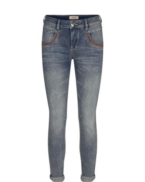Mos Mosh Jeans Naomi Ida Shade Blue