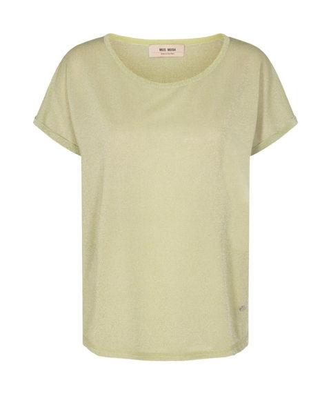 Mos Mosh T-shirt Kay Winter Pear