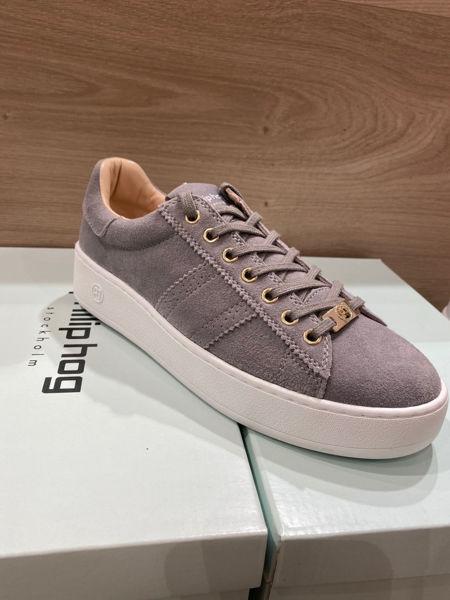 Philip Hog Sneakers Serena Granit