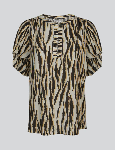 Summum Bluse Zebra Multicolour