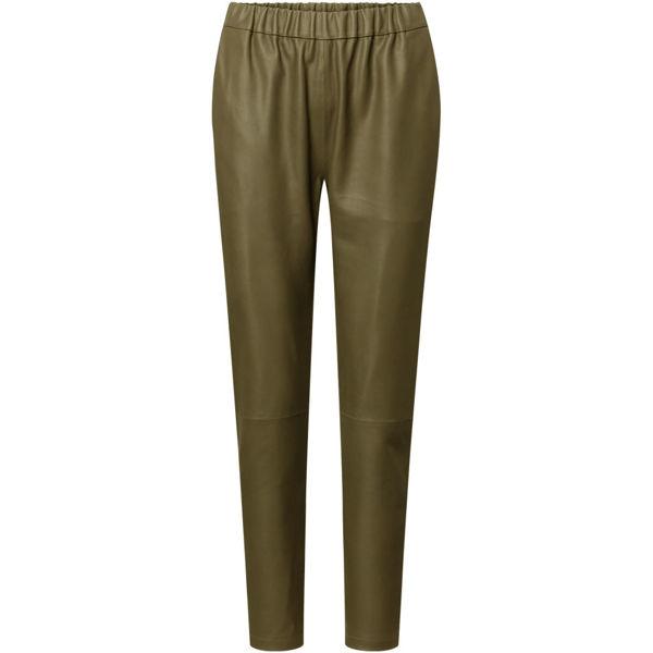 Depeche Skind Bukser Baggy Pant Olive