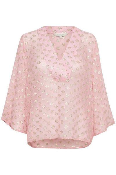 Part Two Bluse Cilia Sea Pink