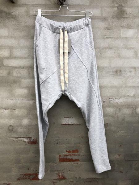 Cabana Living Baggy Pant Grey Melange