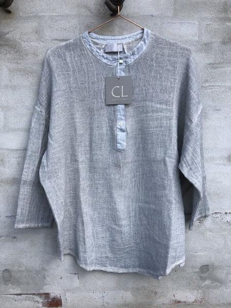 Cabana Living Bluse Grey