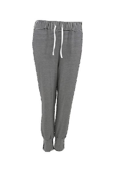 BC Polly Buks Black Striped Jersey