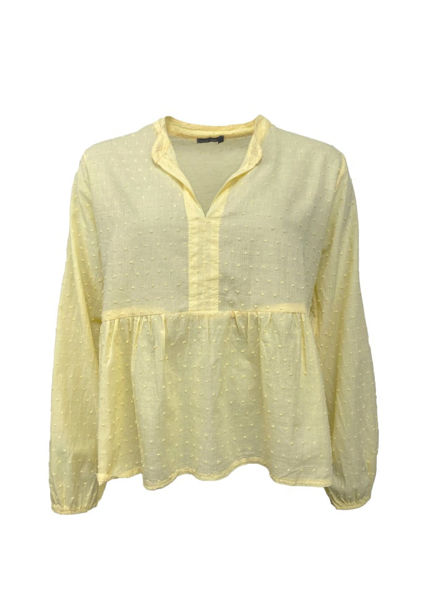 BC Frigg Bluse Yellow