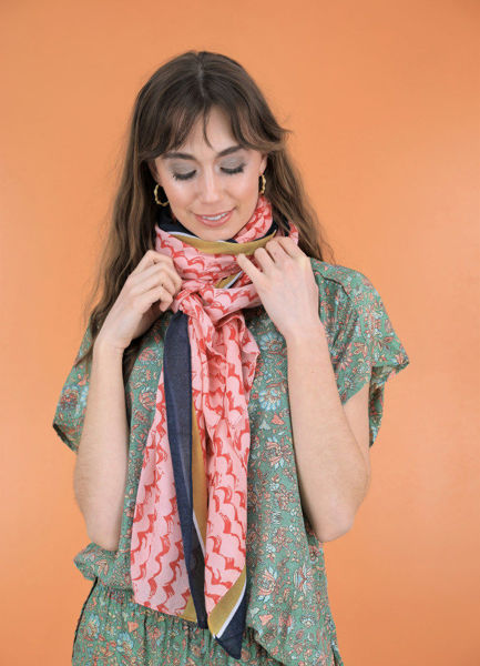 BC Tørklæde Miley Candy