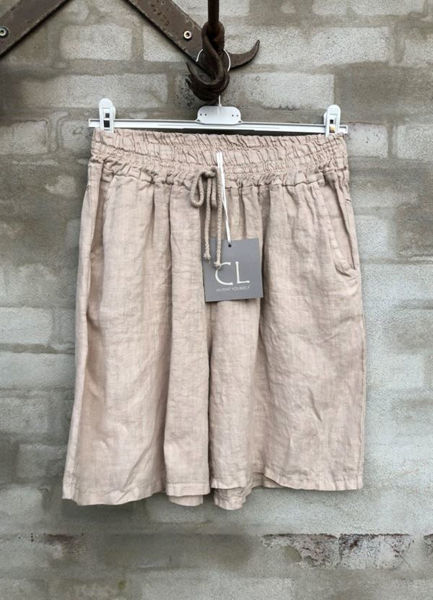 Cabana Living Shorts Beige