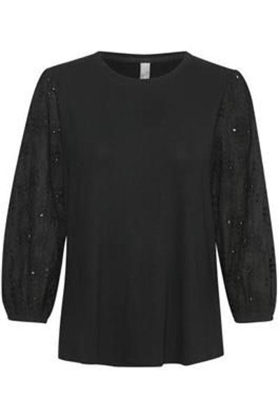Culture Necla T-Shirt Black