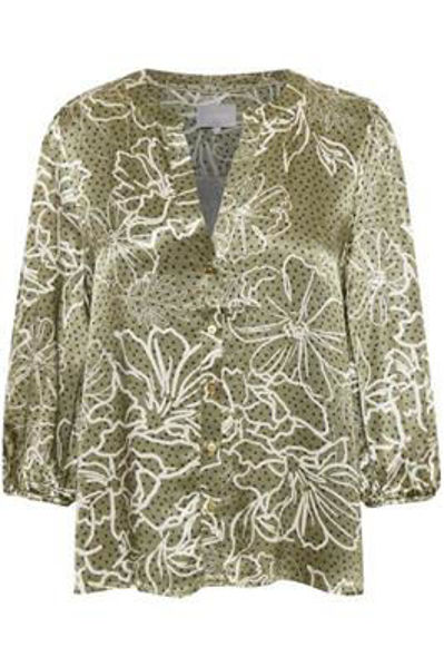 Culture Bluse Emily Olive