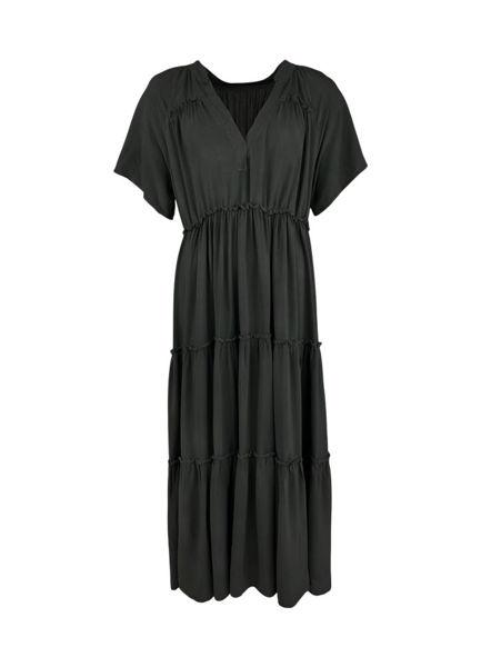 Black Colour Kjole Ada Black