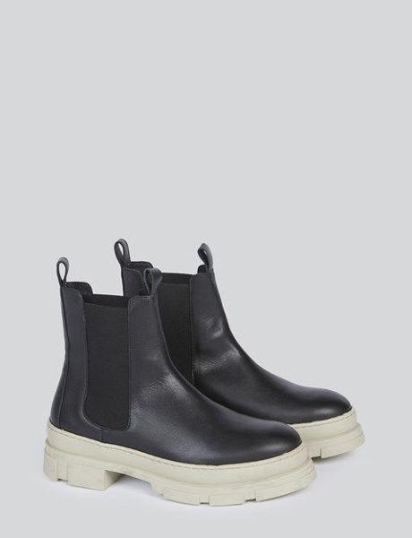 Summum Støvler Chunky Chelsea Boot Black