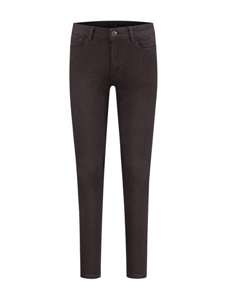 ParaMi Bukser Jacky/Color Denim Deep Brown