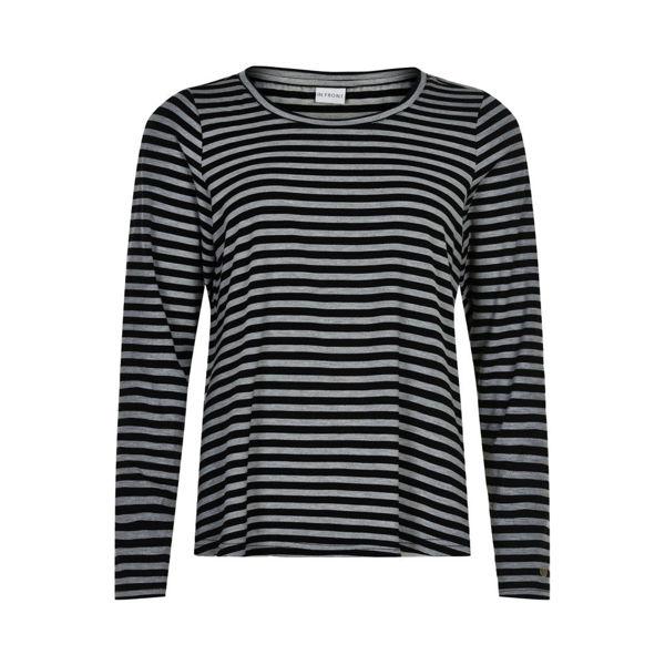 Infront T-shirt Louise Grey